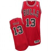 Jersey away Chicago Bulls 2010-2011