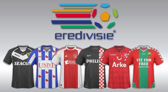 Divise Eredivisie 2010-2011