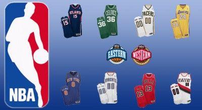 Le maglie della NBA per il 2010-2011