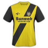Prima maglia NAC Breda