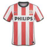 Prima maglia PSV Eindhoven 2010-2011