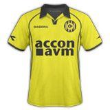 Prima maglia Roda JC