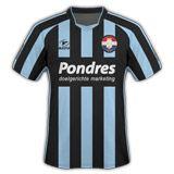 Seconda maglia Willem II