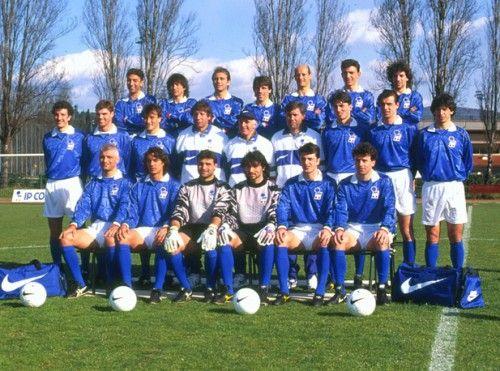 Rosa Italia 1995, maglia Nike