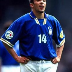 Del Piero - Italia Europei 1996