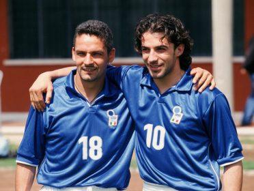 Baggio e Del Piero 1998