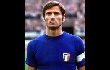 Facchetti maglia Italia 1970