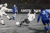 Ajax-Glentoran 1975