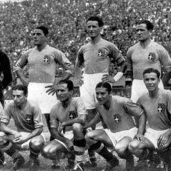 L'Italia ai Mondiali del 1934
