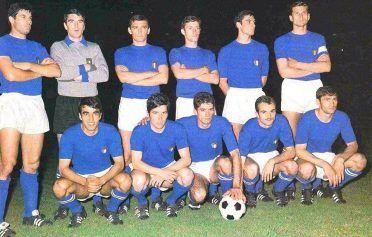 Italia Europeo 1968 campione