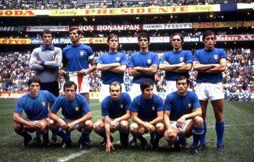 L'Italia ai Mondiali del 1970