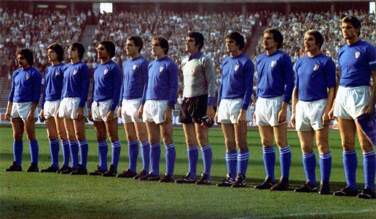 Maglia Italia 1974 adidas