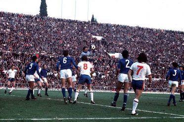 Italia-Inghilterra 1976 qualificazioni mondiali