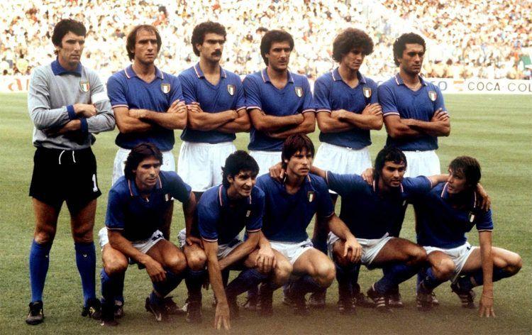 L'Italia ai Mondiali del 1982