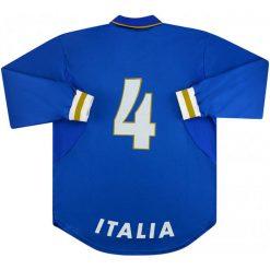 Retro maglia Italia 1996-1997