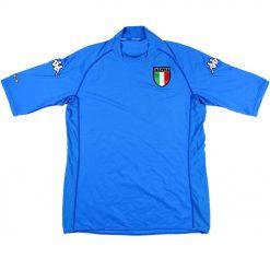 Maglia Italia 2002 Kappa