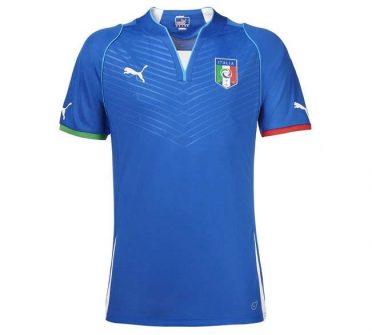Maglia Italia 2013 Confederations Cup