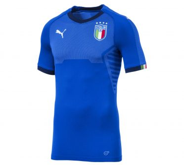 Maglia Italia 2018 azzurra