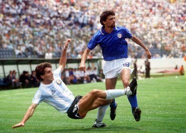 Maglia Italia mondiali 1986