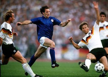Maglia Italia Europei 1988
