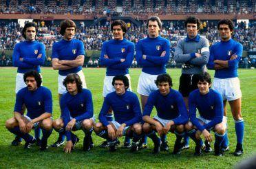 Formazione Italia Mondiali 1978