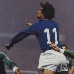 Italia-Irlanda, maglia NR
