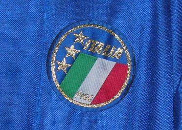 Logo FIGC 1986-1992 tondo