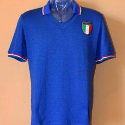 Maglia Italia mondiali 1982 Le Coq Sportif