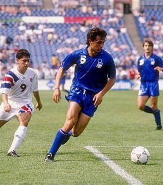 Stati Uniti-Italia USA Cup 1992