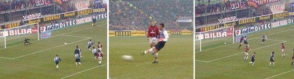 Milan Perugia 1999 Nakata