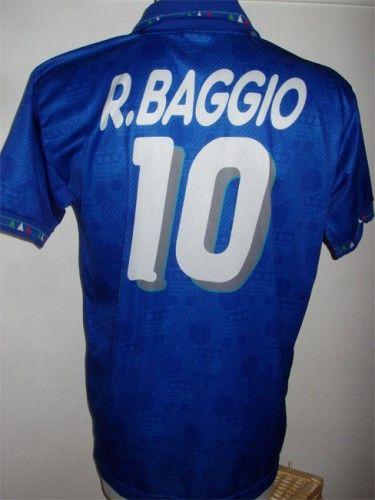 La maglia di Roberto Baggio ai Mondiali 1994