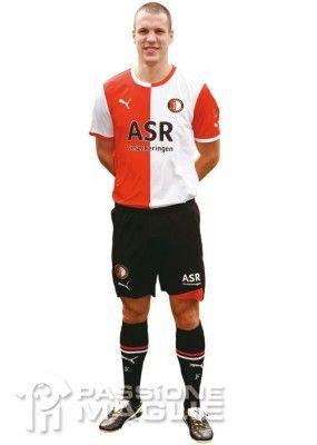Maglia home Feyenoord 2011-2012