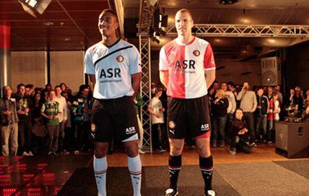 Divise Feyenoord 2011-2012