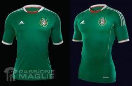 Maglia home Messico 2011-2013