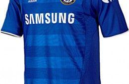 Chelsea home kit 2011-2012