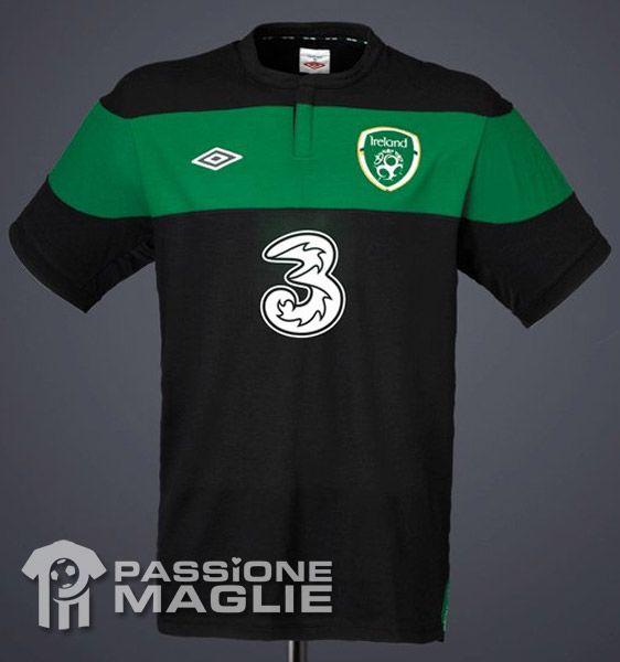 Irlanda away 2011-2012