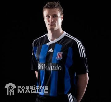 Stoke City away 2011-2012