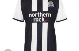 Maglia home Newcastle 2011-2012 Puma