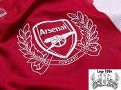 Logo Arsenal 125 anni