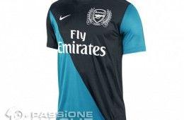Arsenal away shirt 2011-2012