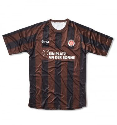 La maglia away 2011-2012 del St.Pauli firmata Do You Football