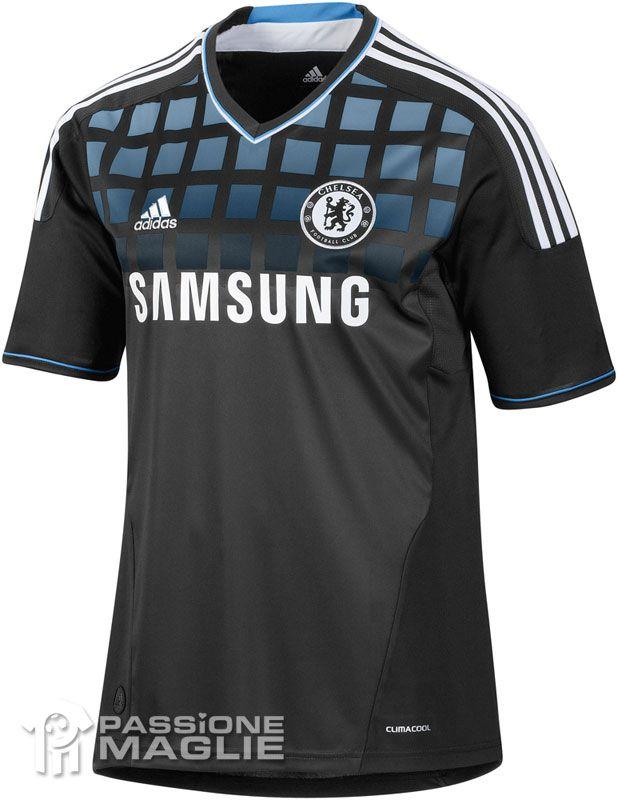 Maglia away Chelsea 2011-2012 Adidas