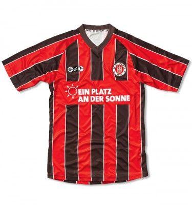 La terza maglia del St.Pauli 2011-2012