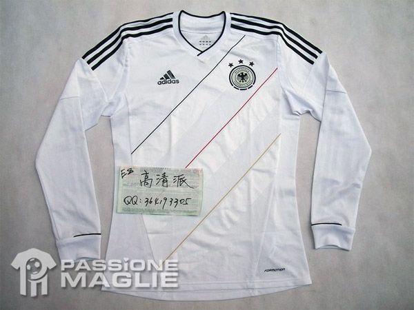 Prima maglia Germania 2012