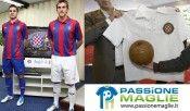 Maglie centenario Hajduk Spalato