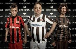 Presentazione maglie St. Pauli 2011-2012