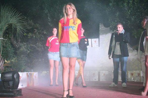 Prima maglia Benevento 2011-2012