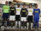 Le tre divise per il Cesena 2011-2012