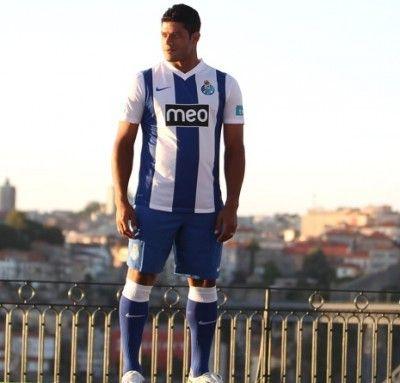 Prima maglia del Porto 2011-12