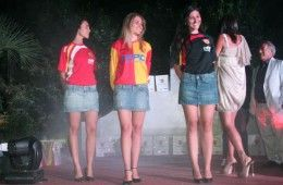Divise Benevento 2011-2012